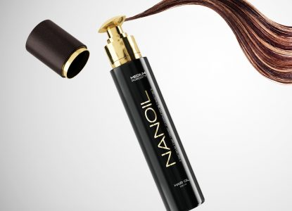 Huile pour cheveux Nanoil